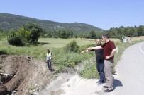 SAKARYA NEHRI - Vezirhan'ı Besleyen Ana Su Hattında Çalışma