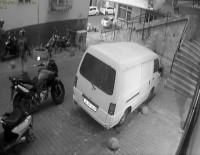 ŞIRINEVLER - 10 Bin Liralık Motosikletin Çalınma Anı Kamerada