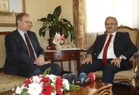 MÜNIR KARALOĞLU - AB Türkiye Delegasyonu Başkanı Antalya'da