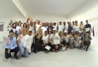 İL SAĞLıK MÜDÜRLÜĞÜ - AFAD Gönüllüleri Katılım Belgelerini Aldı