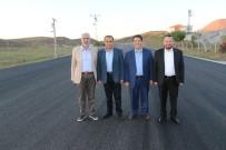 SERDENGEÇTI - Aksaray Belediyesi Asfalt Çalışmalarını Sürdürüyor