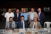 ANKARA İTFAİYESİ - Ankaralı İtfaiyeciler İftar Yemeğinde Buluştu