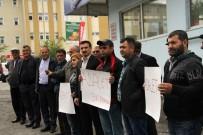 Ardahan'da 'Enis Berberoğlu' Eylemi