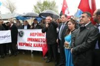 Asimder Başkanı Gülbey Açıklaması 'Suriye Haseke'de Ermeni Soykırım Anıtı Yapılmasına Tepki Gösterdi'