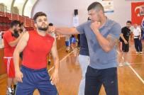 ADNAN MENDERES ÜNIVERSITESI - Aydın'da Boks Antrenörleri Yetişiyor