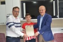 AHMET ÖZEN - Balıkesirspor'a Destek İçin Maaşını Verdi