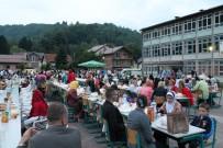 ÜMRANİYE BELEDİYESİ - Balkanlarda İftar Ve Kardeşlik Sevinci