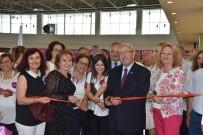 ŞAFAK BAŞA - Başkan Albayrak TEMEK'in Rölyef Sergisi Açılışına Katıldı