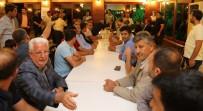 MEHMET AKGÜN - Başkan Çiftçi Bozova Esnafıyla Bir Araya Geldi
