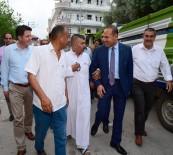 İKİNCİ SINIF VATANDAŞ - Başkan Sözlü, Şanlıurfalılar İle İftarda Buluştu