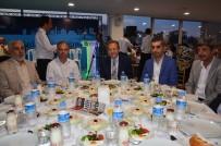MEDYA ÇALIŞANLARI - Başkan Uğur'dan Basına İftar Yemeği