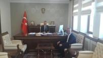 SÜLEYMAN ELBAN - Başkan Yaman'dan Vali Elban'a Ziyaret