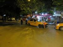 TAKSİ ŞOFÖRLERİ - Başkent'te Silahlı Çatışma Açıklaması 2 Ağır Yaralı