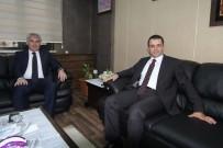 Başsavcıdan Başkan Memiş'e Ziyaret
