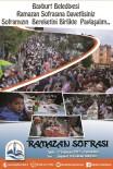 Bayburt 17 Haziran'da Sokak İftarında Buluşuyor