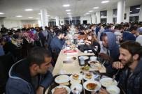 SELÇUK COŞKUN - Bayburt Üniversitesi'nden Yerli Ve Yabancı Uyruklu Öğrencilere İftar