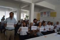 KESMETEPE - Besni CHP'den Adalet Yürüyüşüne Destek