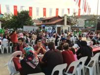 MEHMET YıLMAZ - Beykoz'da Sokak İftarları Bereketi Sürüyor