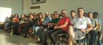 Biga'da Bisiklet Farkındalığı Toplantısı