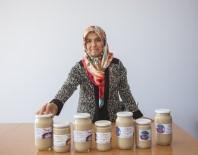 BÜLENT TEKBıYıKOĞLU - Bitlis'in Tek Kadın Tahincisi Üretime Başladı