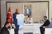Bitlis Valisinden Tatvan Gençlerbirliğine Destek