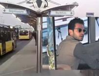 KANLıCA - Bu da Hakan Sabancı'nın metrobüsü