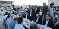 MEHMET AKGÜN - Büyükşehir Bozova'da İftar Yemeği Verdi