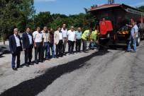 HASAN AKSOY - Çakır, Köy Yollarındaki Çalışmaları İnceledi