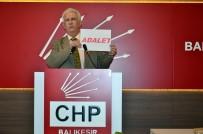 TUTUKLAMA TALEBİ - CHP'den Berberoğlu'nun Tutuklanmasına Tepki