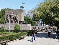 DENİZ KUVVETLERİ - Ankara'da geniş güvenlik önlemleri