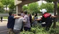 ANARŞI - CHP'liler 15 Temmuz Gazisine Saldırdı