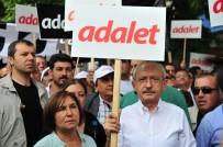 SELVİ KILIÇDAROĞLU - CHP'nin ''Adalet Yürüyüşü'' Başladı