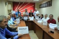 YENIÇAĞ - CHP Zonguldak İl Başkanlığı Adalet Çadırı Kuracak