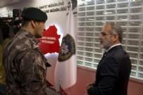 ÖZEL HAREKATÇI - Yalçın Topçu Özel Harekat Şube Müdürlüğü Ziyaret Etti