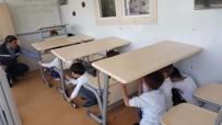 SIMÜLASYON - Deprem Tır'ını 13 Bin 250 Kişi Gezdi