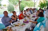 İSKENDER YÖNDEN - Didim'in Yerel Lezzetleri 'Slow Food' Hareketinde