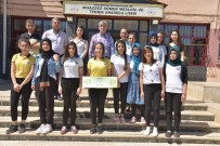 ÖĞRENCİ SAYISI - Diyarbakır'da 1 592 Kilo Atık Pil Geri Dönüşüme Gönderildi