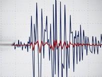 EGE DENIZI - Ege Denizi'nde korkutan deprem