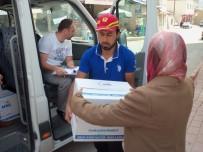 Elazığ'da AFAD'dan Suriyeli Ailelere Yardım