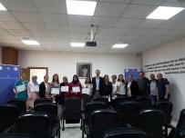 FATIH KıZıLTOPRAK - Ergene'de Kadın Çiftçilere Sertifika
