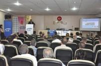 VERGİ DAİRESİ BAŞKANLIĞI - Erzurum Sosyal Güvenlik İl Müdürlüğü'nden Yapılandırma Semineri