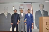 BILGE KAĞAN - Erzurum Ülkü Ocakları'nda 'Genç' Dönemi