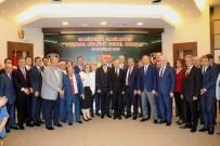 MEHMET TAHMAZOĞLU - Gazişehir Gaziantep Futbol Kulübü'nün Yeni Başkanı Konukoğlu Oldu