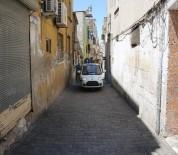 DAR SOKAKLAR - Haliliye'den, Dar Sokaklar İçin İlaçlamada Yeni Yöntem