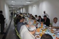YÜKSEKOVA DEVLET HASTANESİ - Hastanesi Çalışanları Ve Kurum Amirleri İftar Yemeğinde Buluştu