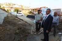 PATLAMIŞ MISIR - İftar Sofrası Adem Yavuz'da Kuruldu