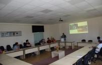 JEOLOJI - İHA Ve SAR Verileri İle Heyelan İzleme Konferansı Düzenlendi