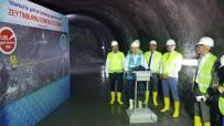 İstanbul'un İlk İçmesuyu Tüneli Yerli Teknoloji İle Yerin 60 Metre Altında Yapılıyor