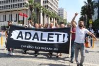 ALİ GÜVEN - İzmir'de Berberoğlu'nun Tutuklanmasına Protesto