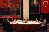 EMNİYET TEŞKİLATI - Jandarma'dan Şehit Yakınları Ve Gaziler Onuruna İftar